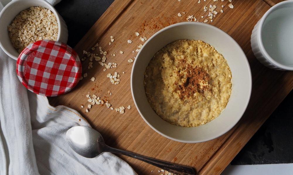 Porridge-Grundrezept
