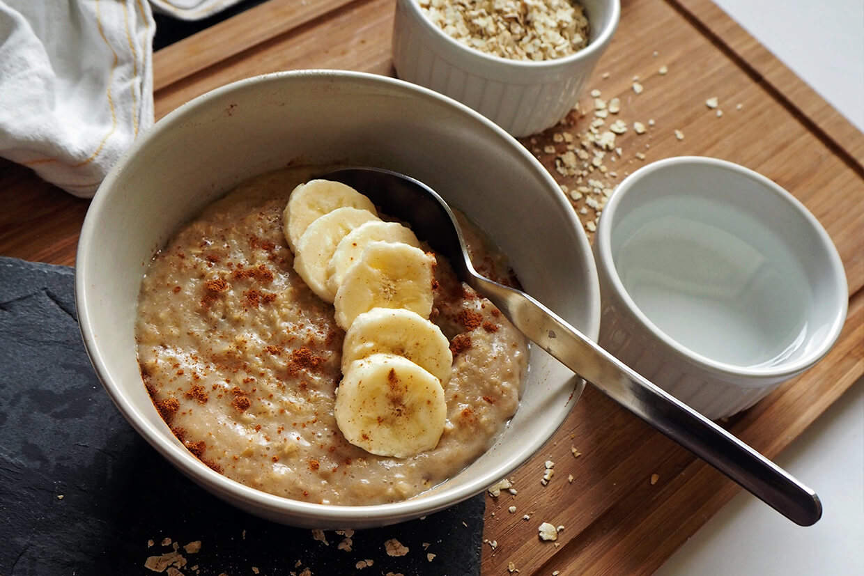 porridge rezept diät